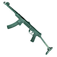 Пистолет-пулемет Судаева ППС