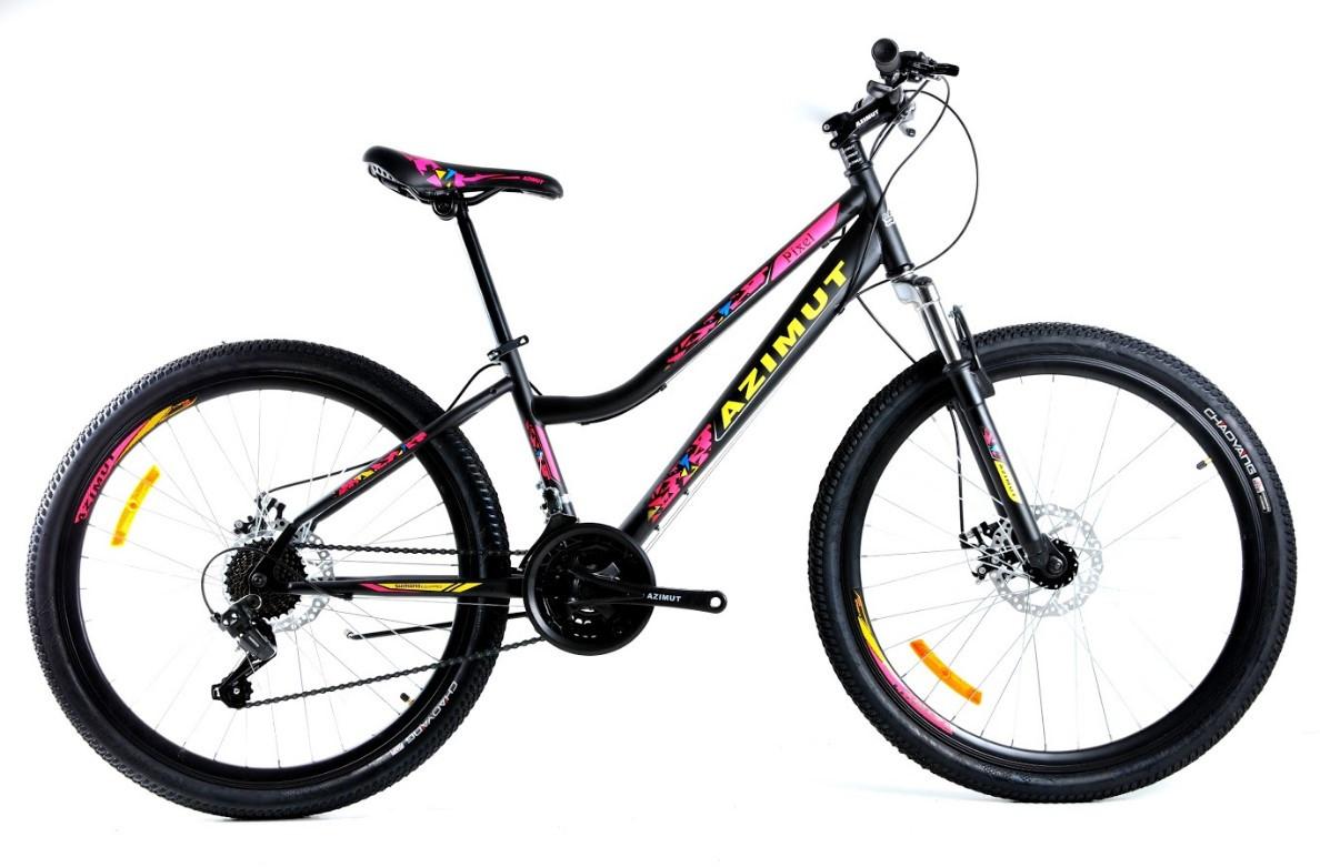 "Велосипед Azimut Pixel 24"" GFRD х12"""
