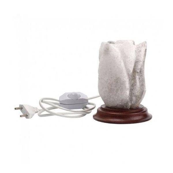 Соляна лампа «Тюльпан»