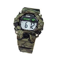 Годинник Skmei 1162 GC Green Camo