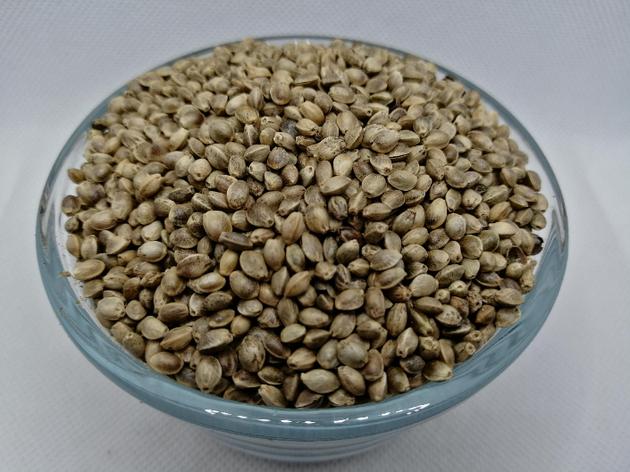 Конопля натуральная зерно 1 кг, фото 2