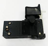 Кнопка сетевого шуруповерта Riber-Profi ДШ10-900М, фото 1