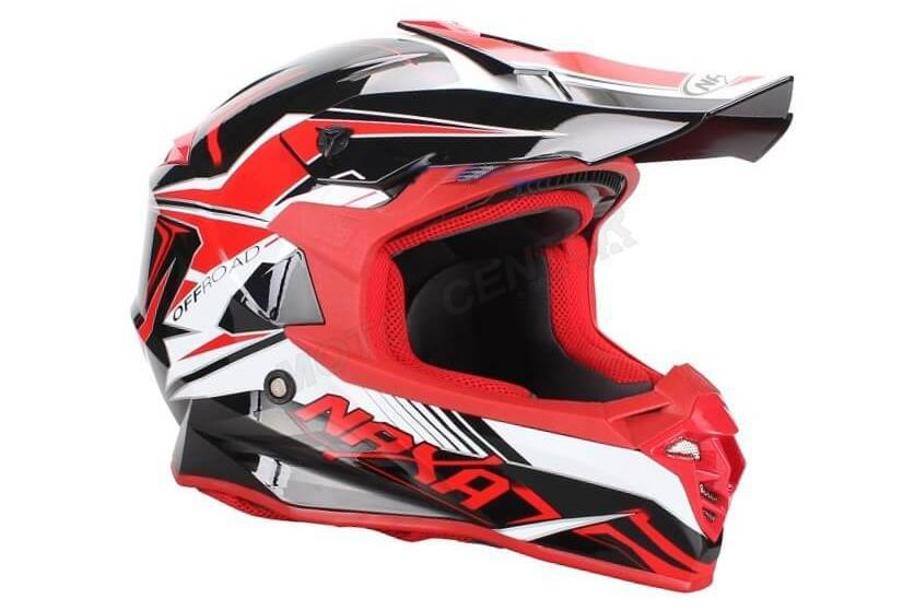 Кросс-шлем NAXA C9 Red XS Марка Европы