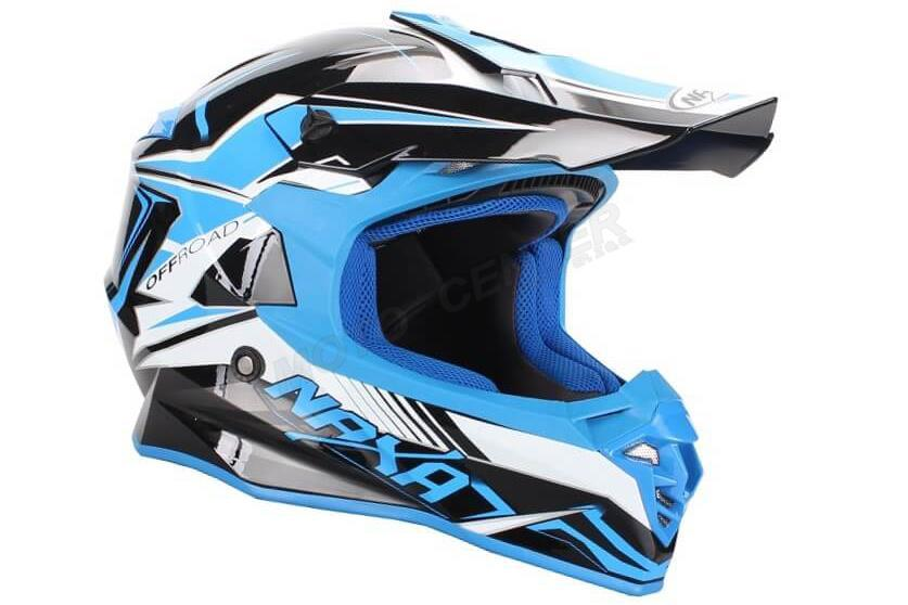 Шлем NAXA C9 Blue S Марка Европы