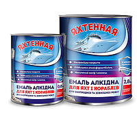 """Эмаль """"Яхтенная"""" белая (0,25 кг)"""