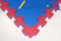 Мат-татами ласточкин хвост Lanor (120кг/м3) 100*100*2.5см