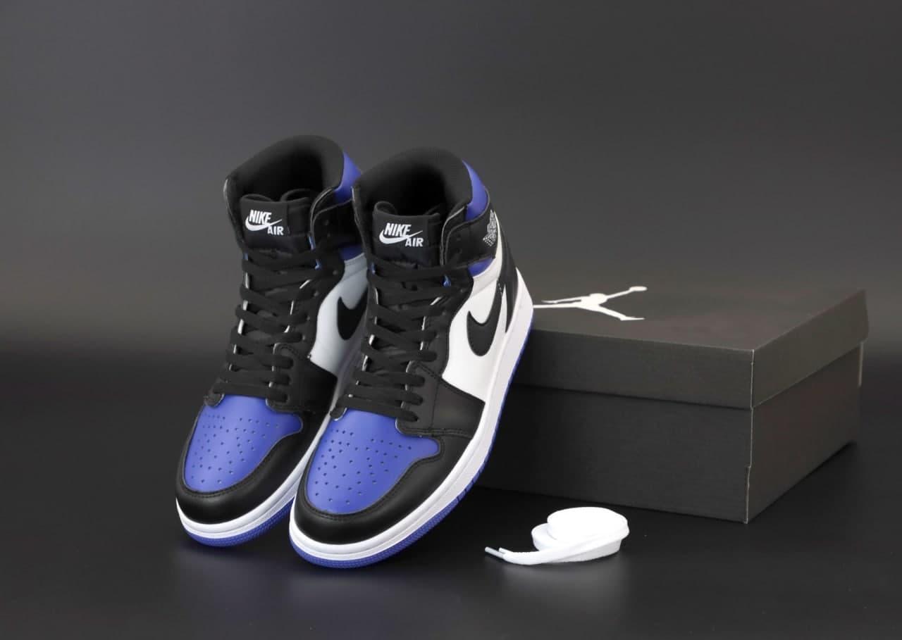 Мужские кроссовки  Nike Air Jordan 1  (копия)