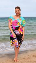 Шифонова сукня пляжне