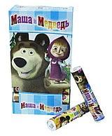 """Радуга драже """"Маша и Медведь"""" 24 шт. / Уп."""