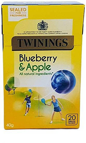 Twinings Blueberry Apple, фото 2