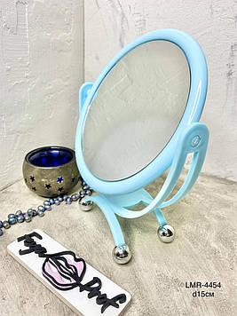 Зеркало косметическое la rosa с подставкой lmr- 4454