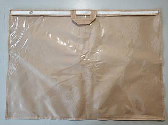 Упаковка для подушки 50х70 см ПВХ 90 Бежевый