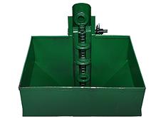 Картофелесажалка двухрядная для мототрактора, минитрактора с бункером для удобрения КСН-2МТ-90, фото 3
