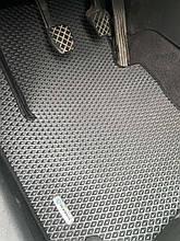 Водительский коврик для Volkswagen Touran (2003-2015) (EVA)
