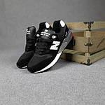 Чоловічі кросівки New Balance 999 (чорні) 10384 демісезонна якісна спортивна взуття, фото 6