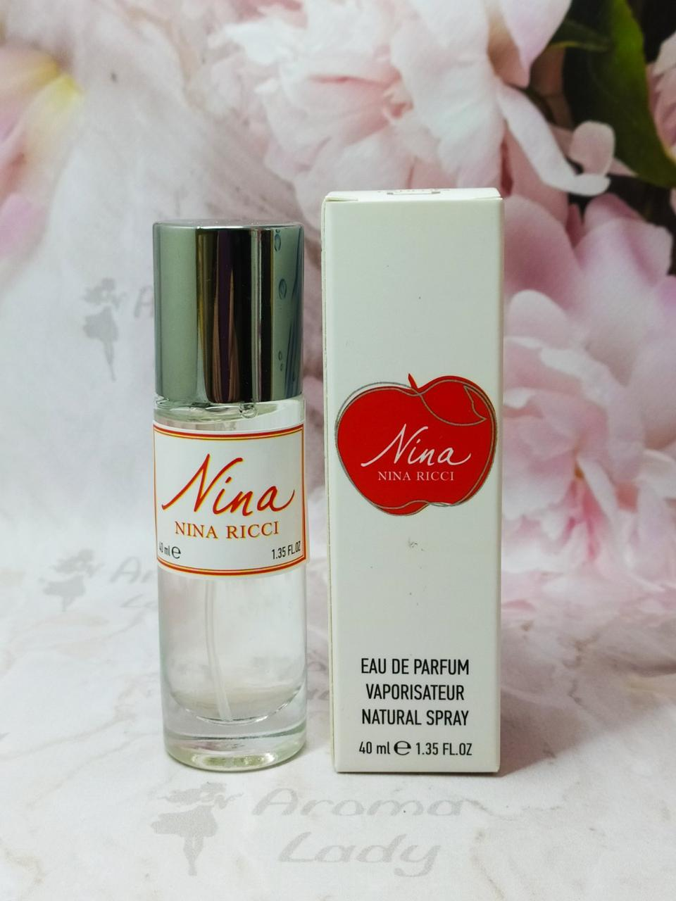 Женский мини парфюм Nina Ricci Nina (Нина Риччи Нина ) 40мл