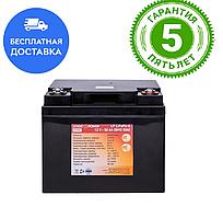 Литиевый аккумулятор LP LiFePo-4 12 V - 50 Ah (BMS 50A) ,литий железо-фосфатный аккумулятор 50АЧ