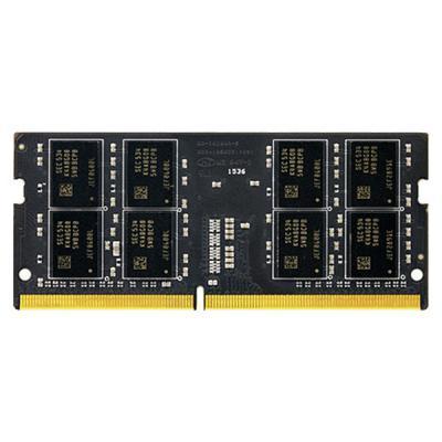 Оперативна пам'ять Team Elite 4 GB (1x4 GB) SO-DIMM DDR4-2400 MHz (TED44G2400C16-S01)