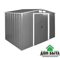 Сарай металлический ECO ( 262x182x191 cм)