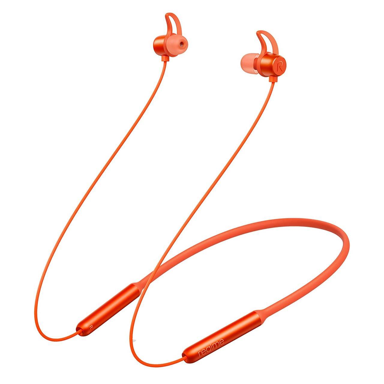 Bluetooth-навушники Realme Buds Orange (Buds Orange)