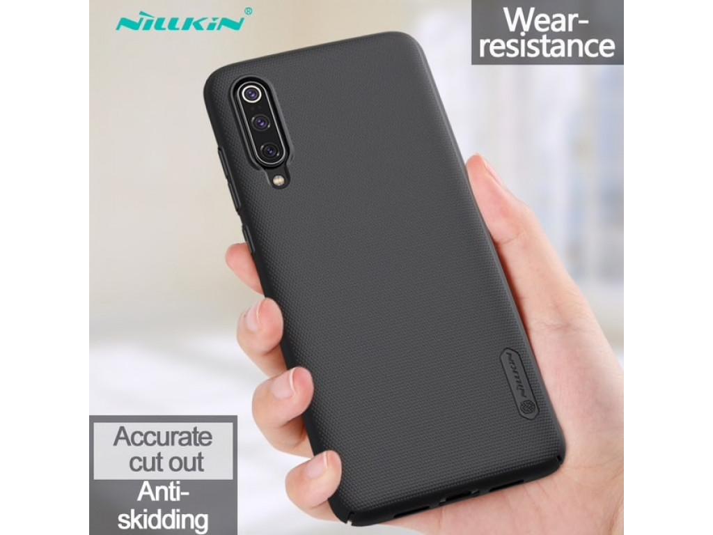 Samsung J2 2018 J250 Чохол-накладка NILLKIN Super Frosted Shield Black
