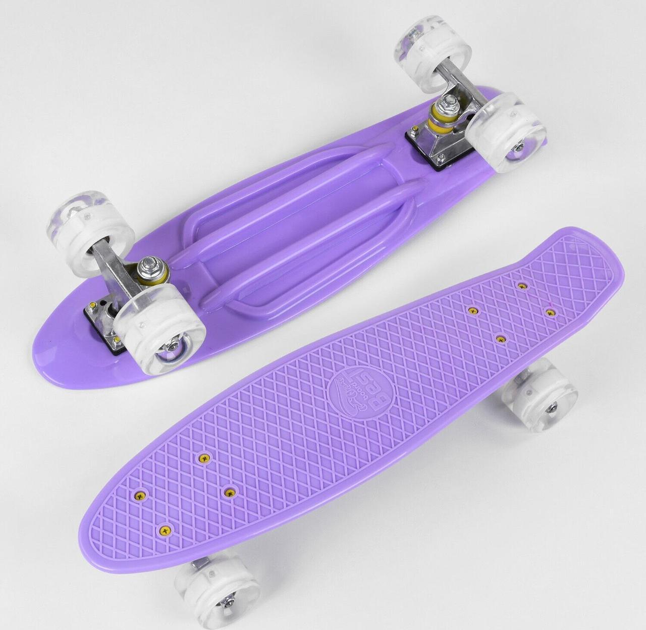 Скейт Пенні борд 6502 Best Board
