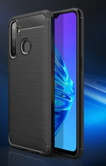 Samsung A6 A600F 2018 Чохол-накладка iPaky Brushed Black Series