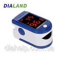 Пульсоксиметр Pulse Oximeter на палец для измерения пульса и уровня кислорода в крови