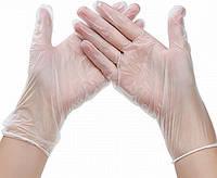 Перчатки виниловые SafeTouch EverStrong Medium Moyen M