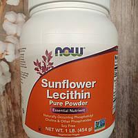 Now Foods Sunflower Lecithin 545 g, соняшниковий лецитин нау