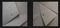 """Пластиковая форма для изготовления 3d панелей """"ЧИЛИ №2"""" 50*50 (форма для 3д панелей из абс пластика), фото 9"""