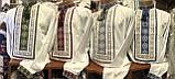 Мереживні чоловічі вишиванки в прекрасних кольорах, фото 4