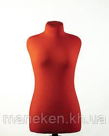 Любов (44) в тканини (червоний) для триноги