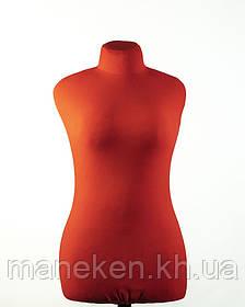 Любов (46) в тканини (червоний) для триноги
