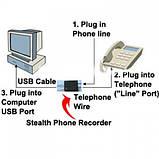 Адаптер Record Protect 1 Запис телефонних розмов, фото 2