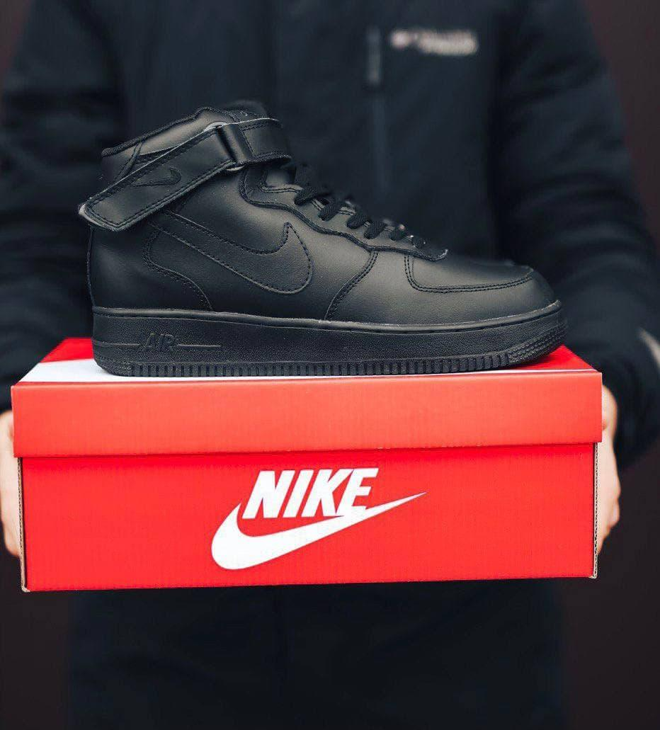 Женские кроссовки Nike Air Force 1 classic