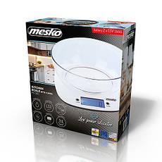Весы кухонные Mesko MS 3165, фото 3