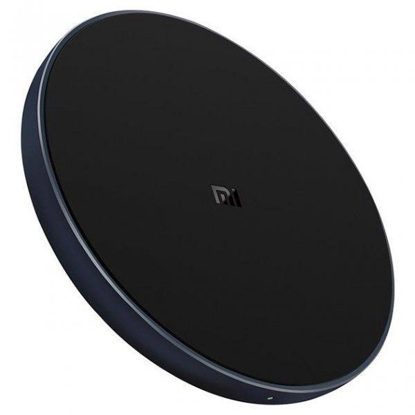 Бездротовий Мережевий ЗП Xiaomi Mi Wireless Charger 10W Black (WPC01ZM)