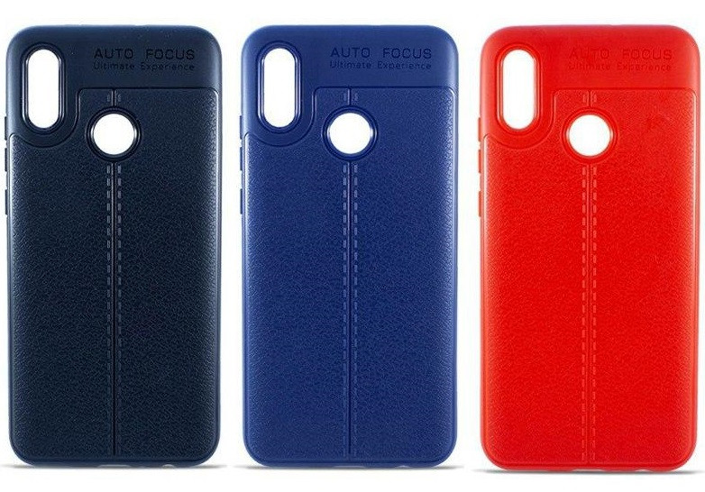 Xiaomi Redmi Go Чохол-накладка MiaMI Skin Shield Black