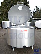 Охладитель молока новый Frigomilk G4 объемом 500 литров
