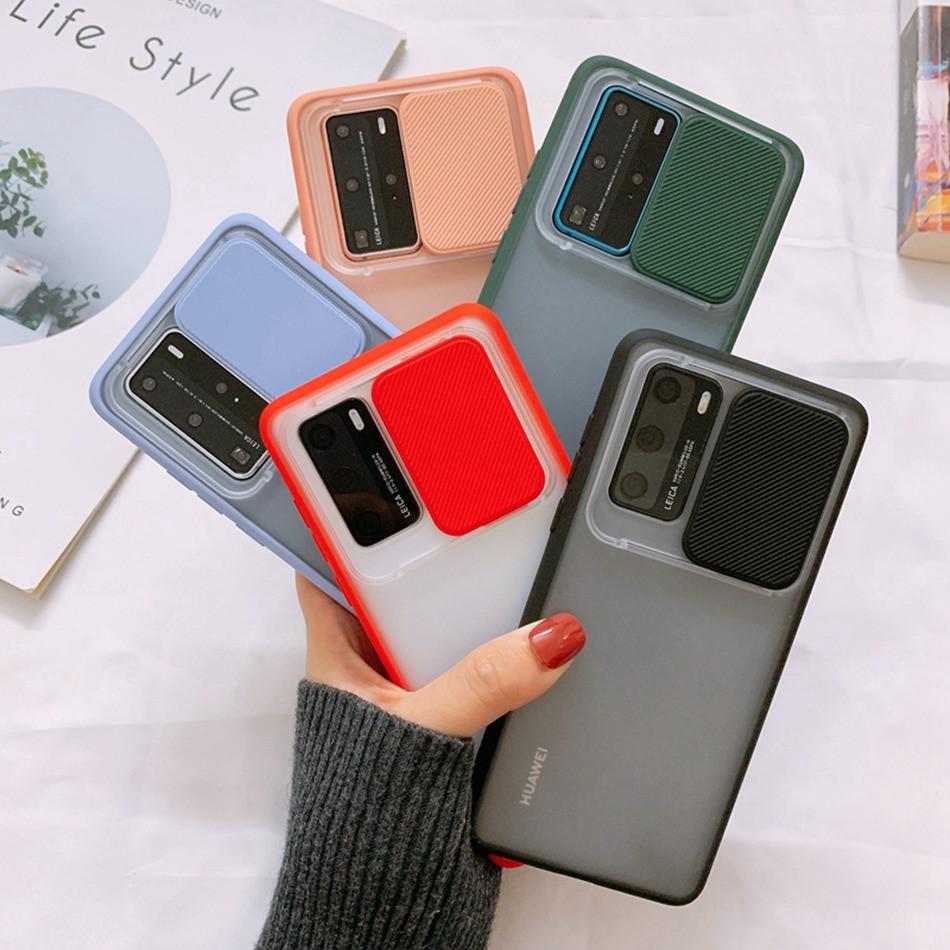 Samsung Galaxy S20 Plus G985 Чохол-накладка Camera Matte Case Light Blue