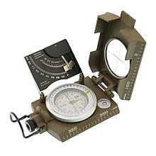 Компас итальянский металлический корпус Max Fuchs 34063