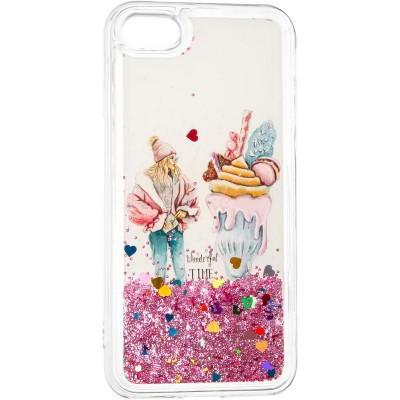 Apple iPhone 11 Чохол-накладка Girls Christmas Aqua Series №1
