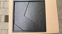 """Пластиковая форма для изготовления 3d панелей """"ЧИЛИ №1"""" 50*50 (форма для 3д панелей из абс пластика), фото 3"""