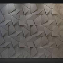 """Пластиковая форма для изготовления 3d панелей """"ЧИЛИ №1"""" 50*50 (форма для 3д панелей из абс пластика), фото 10"""