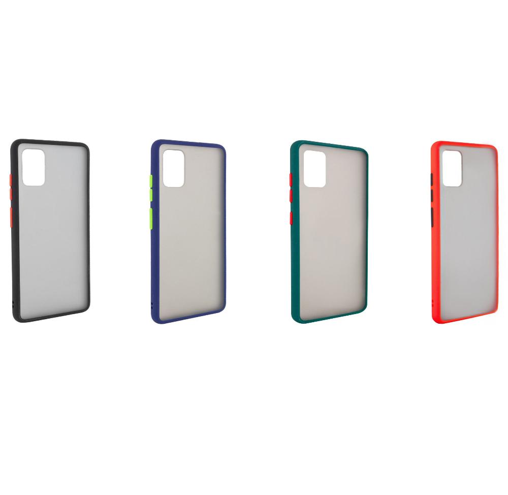 Samsung A41 A415 Чохол-накладка MiaMI Edge Red