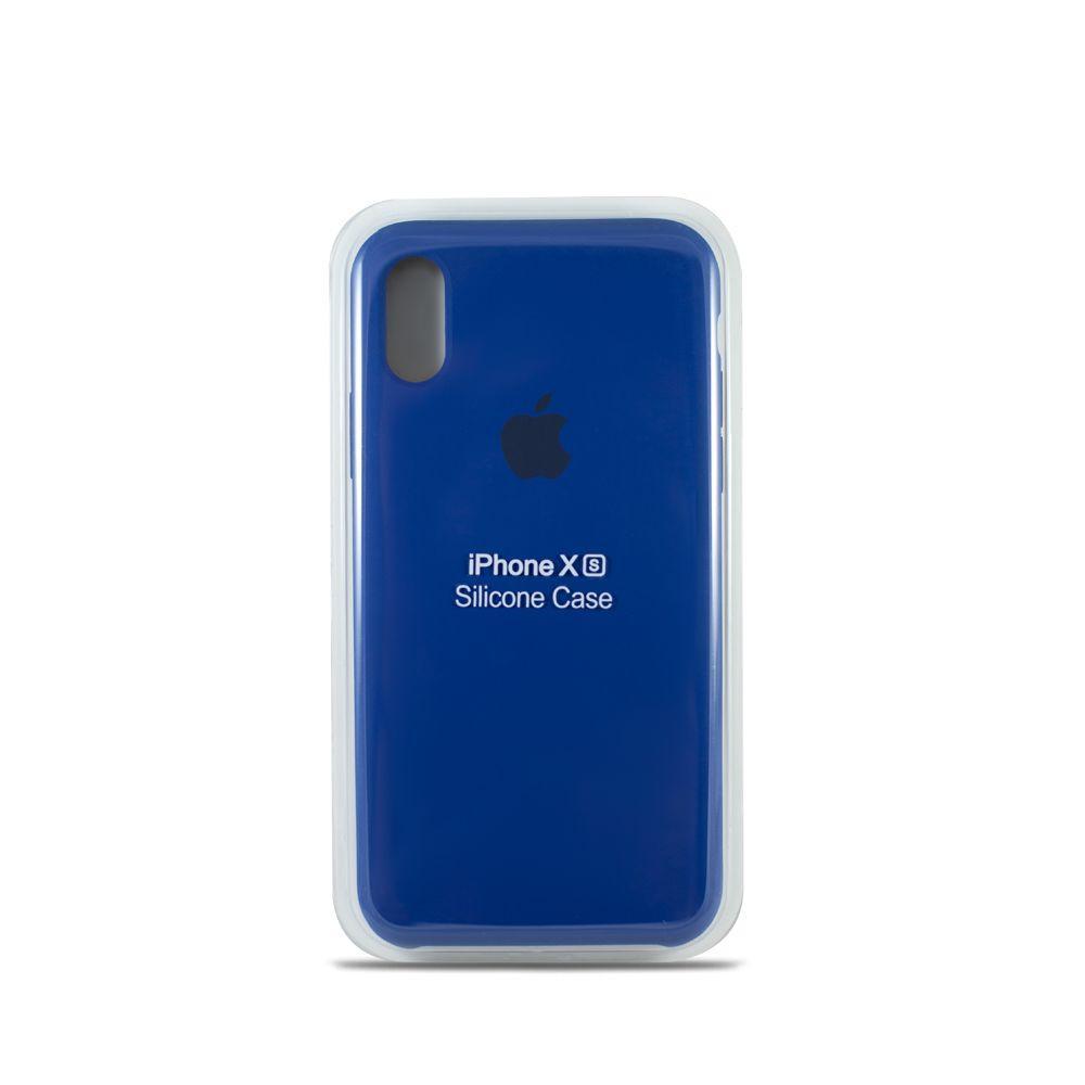 Apple iPhone XR Чохол-накладка Original Soft Case (HC) Horizon #2 Blue
