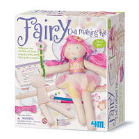 Набор для творчества 4M Кукла-фея, фото 1
