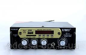 Підсилювач AMP 666 BT