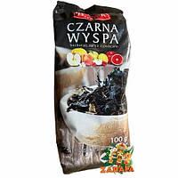 Чай черный листовой Bastek Czarna Wyspa (Черный Остров) fruits and flavour 100 г Польша